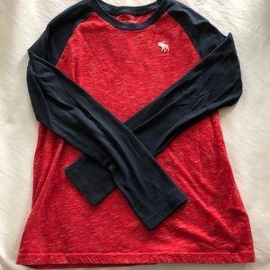 Abercrombie Kids long sleeve jersey